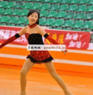 一个滑冰赛,这么多台湾小萝莉穿连裤肉袜?【23P】